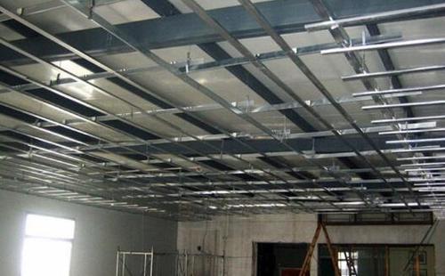 常州厂房装修公司吊顶材料有多少种?